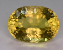 Fancy Cut 11.65 Ct Natural Citrine Gemstone