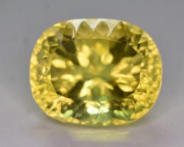 Fancy Cut 13.30 Ct Natural Citrine Gemstone