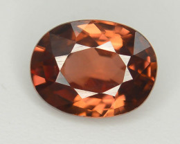 1.60 ct Imperial Zircon Untreated Cambodia