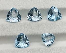 12.30 Carats Topaz Gemstones  Parcel