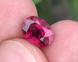 3.15 Carat pigeon blood  Ruby Gemstone