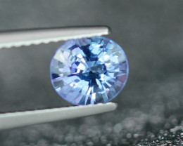1.07CT SUPER HOT SAPPHIRE BLUE NATURAL TANZANITE $1NR!
