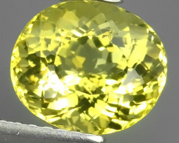 2.80 CTS EXQUISITE TOP YELLOW COLOR UNHEATED APATITE GEM!!