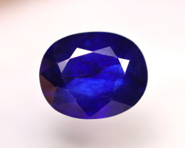 Ceylon Sapphire 8.57Ct Royal Blue Sapphire ER55/A23