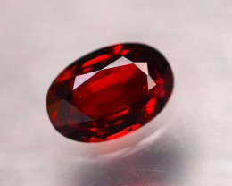 Spinel 1.30Ct Mogok Spinel Natural Burmese Red  Spinel ER64/B33