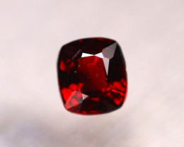 Spinel 1.11Ct Mogok Spinel Natural Burmese Red  Spinel ER66/B33