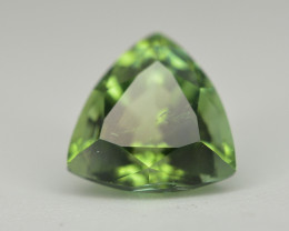 Amazing Color 1.70 Ct Mint Green Tourmaline From Afghanistan