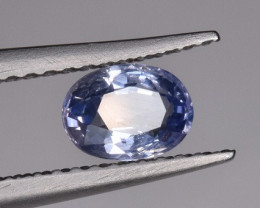 Natural Ceylon Sapphire 0.65 CTS.