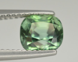 Amazing Color 1.75 Ct Mint Green Tourmaline From Afghanistan