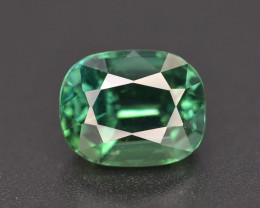 Amazing Color 3.30 Ct Mint Green Tourmaline From Afghanistan