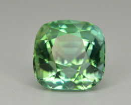 Amazing Color 3.10 Ct Mint Green Tourmaline From Afghanistan
