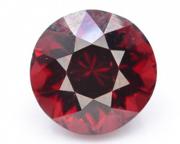 Top Cutting 1.85 ct Natural Blood Red Garnet ~ G AQ