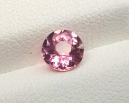 Pink Spinel Gemstone 0.75 CTS