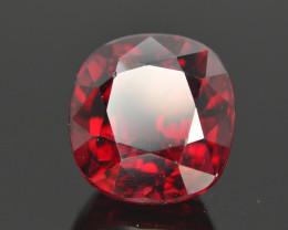 Gorgeous Color 6.05 Ct Almandine Red Garnet. RA