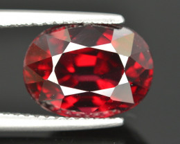 Gorgeous Color 5.20 Ct Almandine Red Garnet. RA