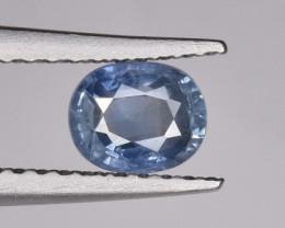 Natural Ceylon Sapphire 0.55 Carats.