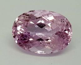 8.25Crt Pink  Kunzite Natural Gemstones JI4