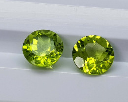 1.65Crt Peridot Natural Gemstones JI4