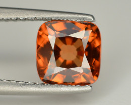 Pinkish Brown Color 2.00 Ct Natural Zircon. RA