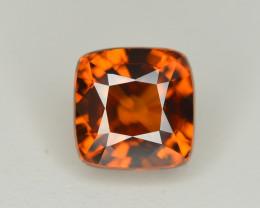 Pinkish Brown Color 2.00 Ct Natural Zircon. RA