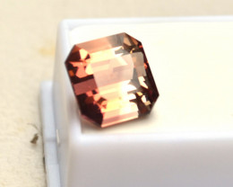 11.20 Carat Phenomenal Bicolored Tourmaline