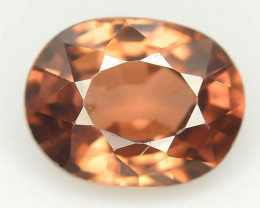 1.75 ct Imperial Zircon Untreated Cambodia