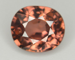 2.10 ct Imperial Zircon Untreated Cambodia
