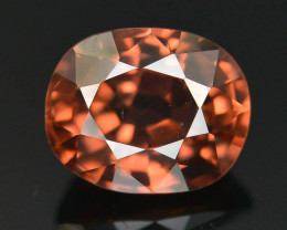 3.20 ct Imperial Zircon Untreated Cambodia