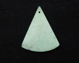 17.5cts Turquoise Pendant ,Natural Gemstone ,Turquoise Pendant G17