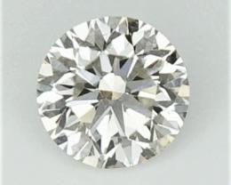 0.36 cts , Round Diamond , Light Color Diamond , Yellow Diamond , WR1149