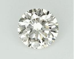 0.23 cts , Yellow Diamond , Light Color Diamond , WR1153