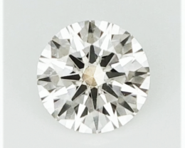 0.21 CTS , Natural Yellow Diamond , Untreated Unheated , WR1154