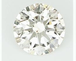 0.35 cts , Light Diamond , Light Color Diamond , Yellow Diamond WR1155