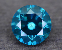 AAA Grade 1.23 ct Blue Diamond SKU-22