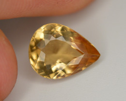 2.35 Ct Natural Heliodor ~ AAA Grade ~ Yellow Color