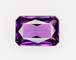 2.65 CT NATURAL GRAPE GARNET GEMSTONE
