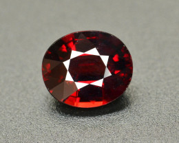 5 Ct Natural Spessartite Garnet.