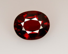 3.90 Ct Natural Spessartite Garnet.