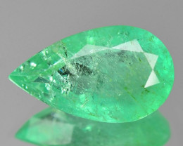 3.50 Cts Natural Earth Mined Green Color Colombian Emerald Gemstone