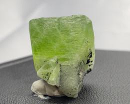 Peridot Crystal 28.82 carats