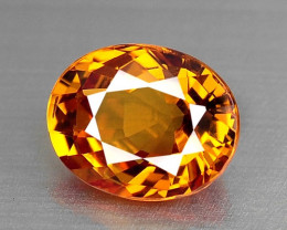 0.96 Carat Very Rare Orange Red Color Sapphire Loose Gemstones