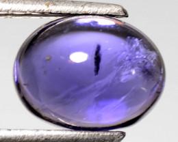 2.36 Cts Amazing Rare Violet Blue Color Natural Iolite Gemstone