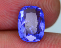 Rarest Sodalite 1.48 ct Hard to Find in Transparent & Faceted Sku.1