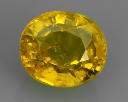 2.85 CTS WOW NATURAL MALI GARNET OVAL EXCELLENT!!