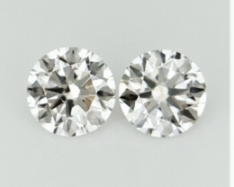 0.228 CT , Round Diamonds , Light Color Diamonds , WR1192