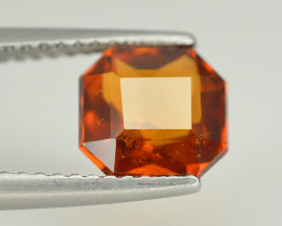 Superb Color 2.10 Ct Natural Hessonite Garnet. RA