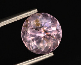 Rarest 2.10 Ct Natural Pink Katlang Topaz ~ GA