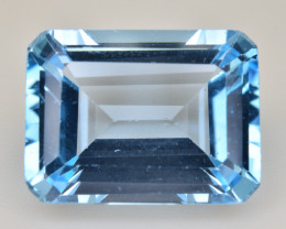 Natural Blue Topaz  14.02 Cts Top Quality Gemstone