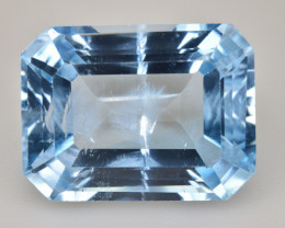 Natural Blue Topaz  14.22 Cts Top Quality Gemstone