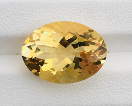 13.35 Carats Citrine  Gemstone